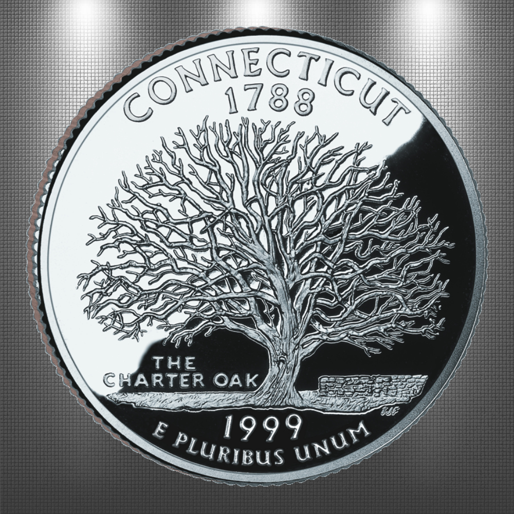 Connecticut State Quarter