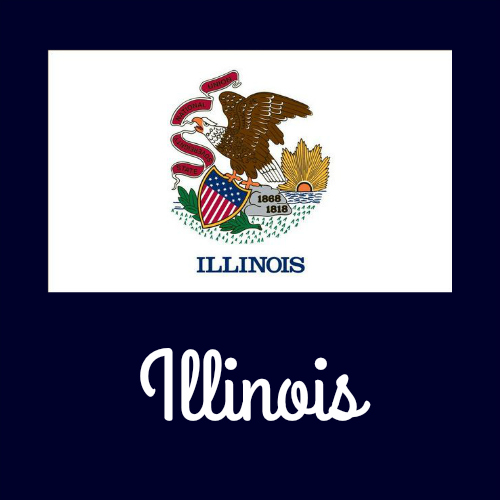State Flag Coloring Pages by USA