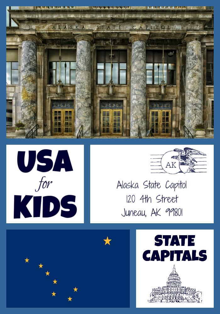 Alaska State Symbols Archives Usa Facts For Kids