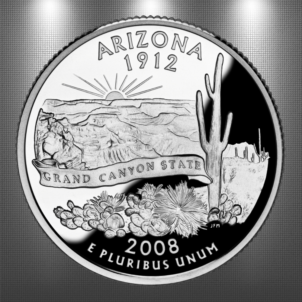 Arizona State Quarter