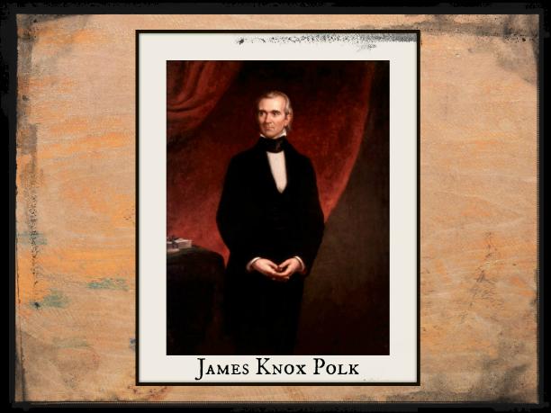 President James Polk